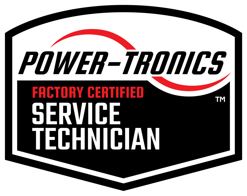 Factory Certified Service Technician Patch