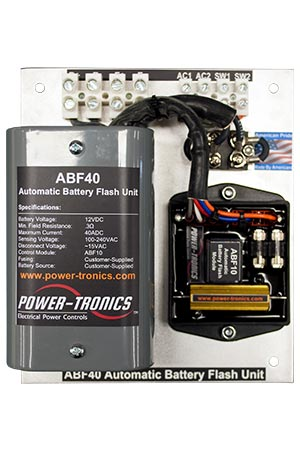 ABF40 Power-Tronics Auto Flash Relay
