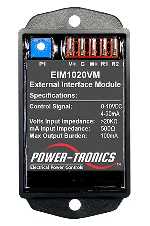 EIC1020 Power-Tronics Optical Interface Card
