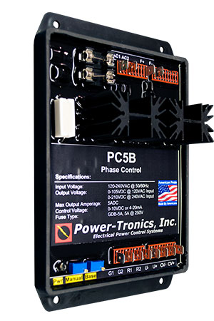 PC500X Power-Tronics Phase Controller